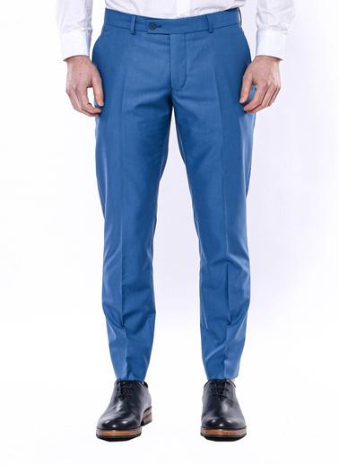 Wessi Klasik Pantolon Mavi